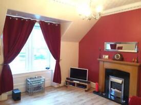 Top Floor 3 Bedroom Flat to Rent in Galashiels: £450pcm