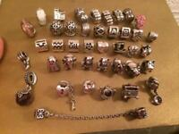 PRICES IN THE DESCRIPTION Genuine pandora charms CAN POST
