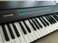 Yamaha DX7 classic FM synth