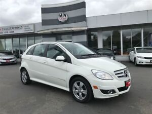 2010 Mercedes-Benz B-Class B200 Panoramic Sunroof Only 100,000KM