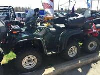 2007 Yamaha GRIZZLY 700
