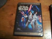 Limited  edition Star  Wars   DVDS