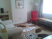 Large 2 double bed ground floor flat