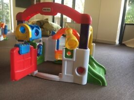 Little tikes activity gym