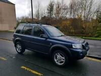 Land rover freelander td4 hse 06 automatic