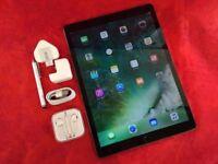 "Apple iPad Pro 12.9"" 128GB, WiFi + Cellular, Space Grey, Unlocked, +WARRANTY, NO OFFERS"