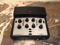 Novation Nio 2/4 usb soundcard/audio interface