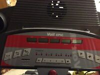 EPIC VOIT FOLDING MOTORISED TREADMILL