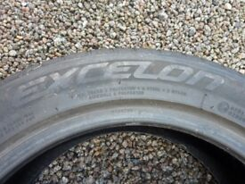 """Tyres - Two Part Worn 16"""""""