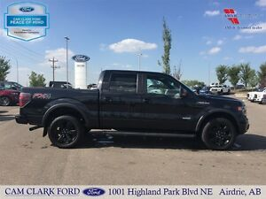 2014 Ford F-150 FX4 SuperCrew EcoBoost MAX 4WD