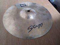 "Stagg 10"" Medium DH Splash Cymbal"