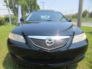 2005 Mazda Mazda6 GT, wagon, toit panoramique, mags, super propr