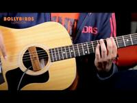 Guitar teacher London