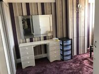 2 Bedroom Furnished Flat 5th Floor In Town Centre - No Lift