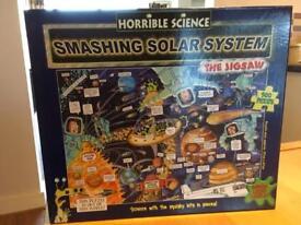 Horrible Science Solar System Jigsaw 300 pcs
