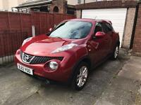 Nissan Juke Tekna 1.4 16v 5dr *NEW CAM-BELT FITTED*