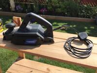 Electric woodplaner