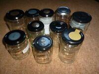Selection of Jam Jars - FREE