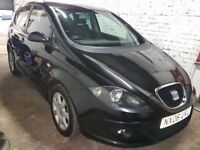 2006 Seat Altea Diesel 1.9 Stylance. Years MOT 3 month Warranty, cheap car