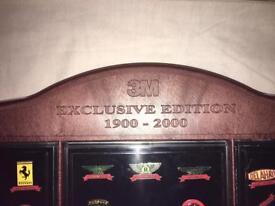 Car badges 3M Exclusive Edition/1900-2000