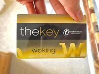 Woking Leisure Centre Key Fitness Standard (Full membership) till 13 December 2017