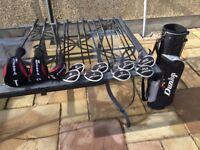 Dunlop Max golf club set,graphite regular flex.