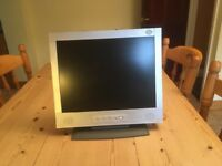 "15"" Flat Screen Computer Monitor"