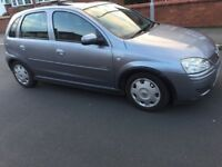Vauxhall corsa 1.4 automatic 5 door