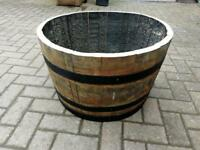Whiskey barrel