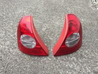 Renault Clio mk2 rear lights