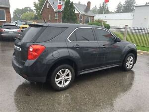 2012 Chevrolet Equinox LS,  4 Cyl Great on Gas, Very Clean and M London Ontario image 6