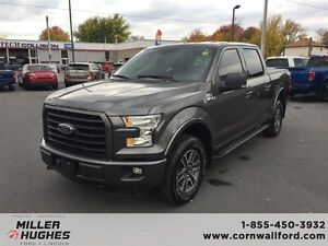 2015 Ford F-150 XLT,Tow Pkg,Nav,Sync,Remote Start,Camera