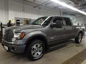 2012 Ford F-150 FX4 CUIR SUPERCREW ECOBOOST CAM RECUL
