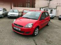 2008 57 ford fiesta 1.4 tdci low miles full mot