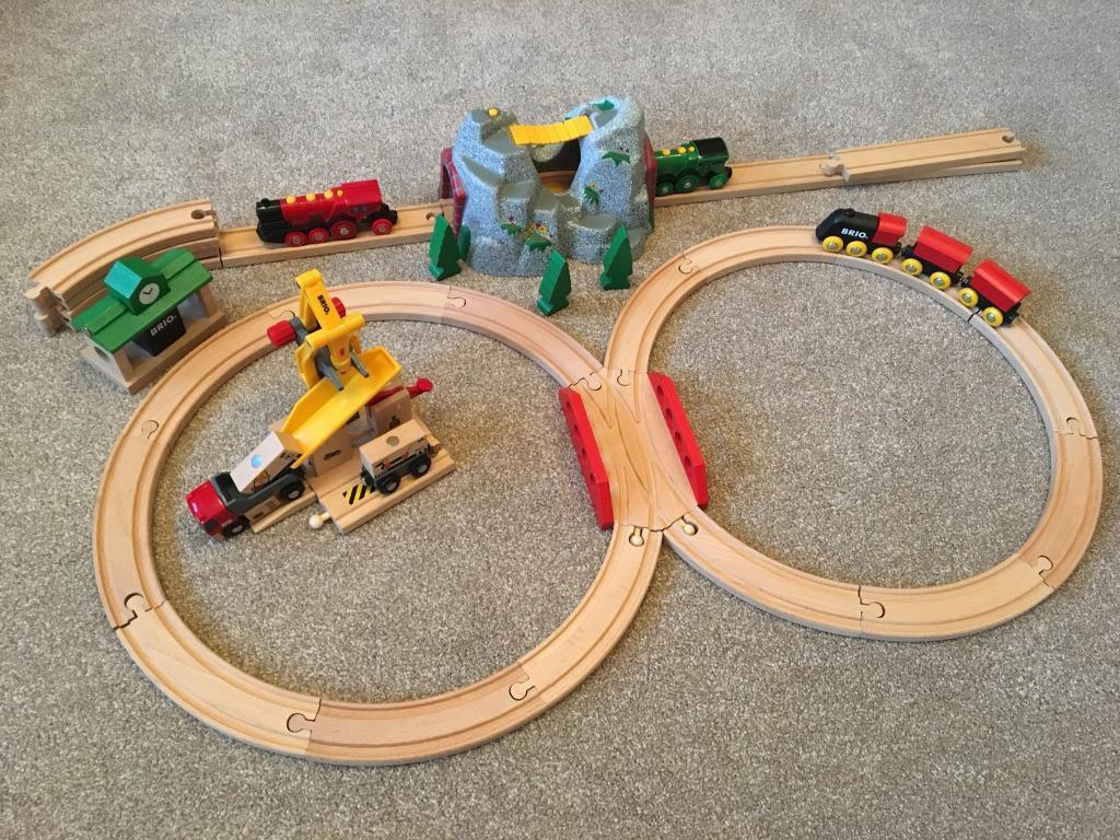 Brio World Wooden Railway Set Accessories In Kirkcaldy Fife Gumtree