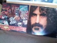 Frank Zappa vinyl lps mothers of invention records.