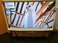 Samsung The Serif 55 Inch 4K HDR QLED Smart TV (Model QE55LS01TAU)!!!
