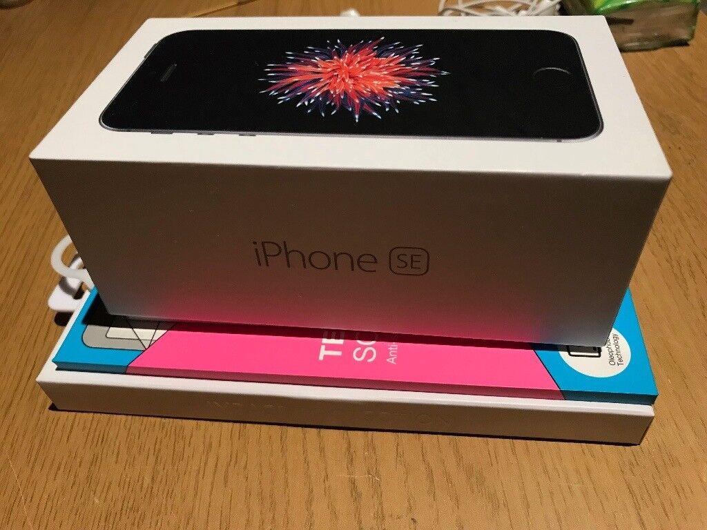 Iphone SE 64 Gb space grey