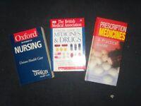 3x nursing books