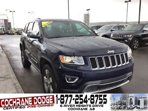 2016 Jeep Grand Cherokee Limited - FULLY EQUIPPED!