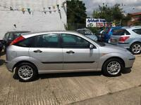 Ford Focus 5 door 1 owner from new aylsham rd cars