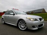 "2007 BMW 530d M Sport Auto 231bhp! 19"" BMW ALLOYS! XENONS! HEATED LEATHER! LOVELY EXAMPLE!"