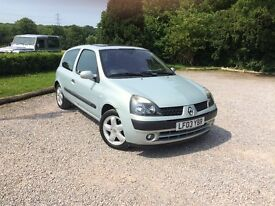 Renault Clio 1.2 16v Dynamique - Full Service History - New Mot - Ideal First Car