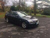 BMW 525d se estate