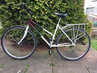 """Raleigh Ladies Town Bike 22"""" Frame"""