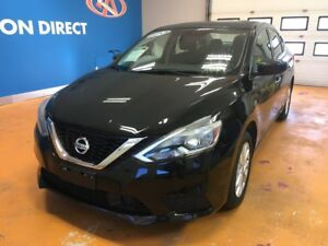 2018 Nissan Sentra 1.8 SV SUNROOF!/ HEATED SEATS/ BACK-...