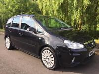 FORD C MAX TITANIUM 6 SPEED TURBO DIESEL EX MOTABILITY FULL MOT FIRST TO SEE WILL BUY