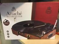 Record player brand new never used
