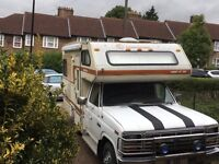 URGENT SALE!!! Motorhome- Ford F-250 LPG Conversion - Automatic 4 Beds, WILL TAKE OFFERS!!!!!!!