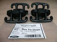 Genuine Ford Ranger Tie Down Kit - Unused